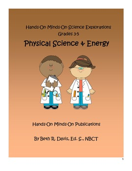 Physical Science and Energy Grades 3-5