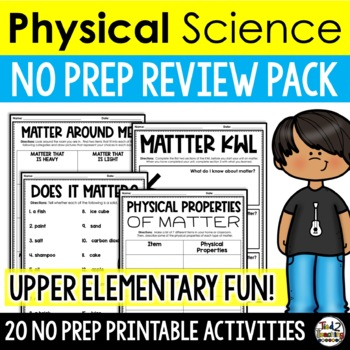 Physical Science for the Middle Grades Resource Pack