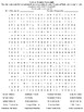 Physical Science or Chemistry Color-Coded Word Search *Bundle*