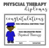 Physical Therapy Diplomas