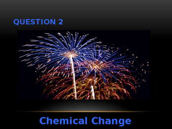 Physical and Chemical Change review