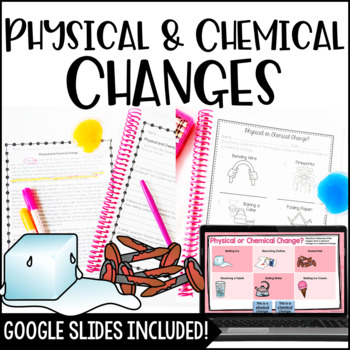 Physical and Chemical Changes