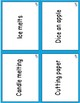 Physical and Chemical Changes Card Sort (TEKS 6.5D)