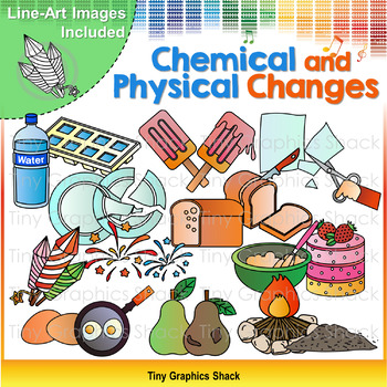 Physical and Chemical Changes Clip Art by Tiny Graphics ...