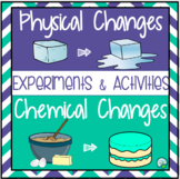 Physical and Chemical Changes - Experiments and Activities