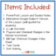Physical and Chemical Changes {Lesson, Interactive Notes, SCOOT}