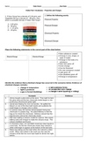 Physical and Chemical Changes Practice