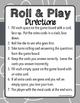 Physical and Chemical Change Roll and Play