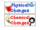 Physical and Chemical Changes Sorting Activity Perfect for