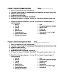 Physical and Chemical Changes Study Guide