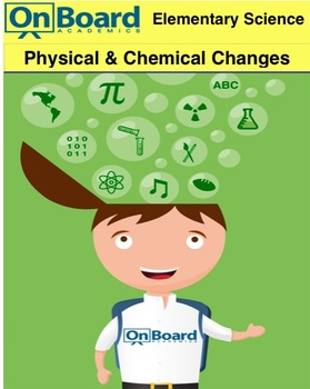 Physical and Chemical Changes of Matter-Interactive Lesson