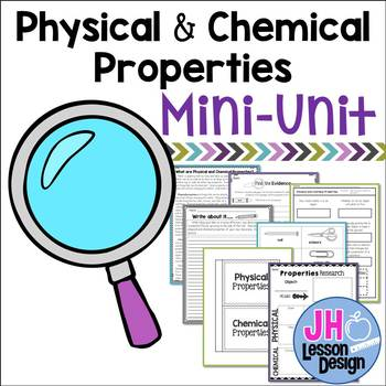 Physical and Chemical Properties Mini-Unit
