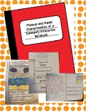 Physical and Human Characteristics of a Community Interactive Notebook