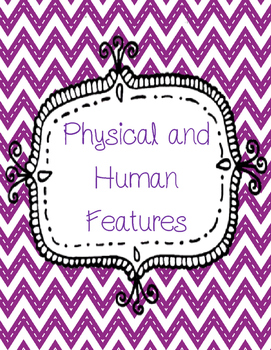 Physical and Human Features