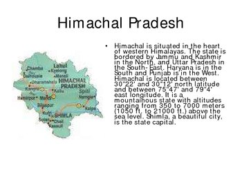Physical pheatures of India