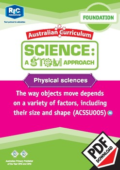 Physical sciences including STEM project – Foundation