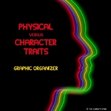 Physical vs. Character Traits Graphic Organizer