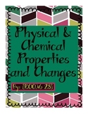 Physical/Chemical Properites