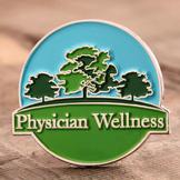 Physician Wellness Custom Pins