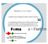 Physics 1: Newton's 3rd Law Video Lesson