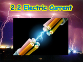 Physics 2.2 Electric Current, Voltage, Resistance Guided N