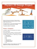 Physics 20 Year End Project