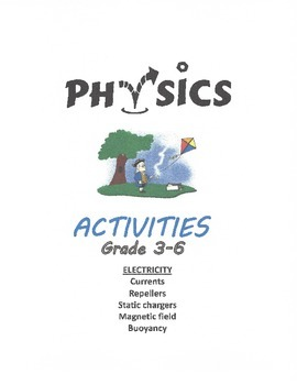 Physics Activities - Electricity (grades 3-6)