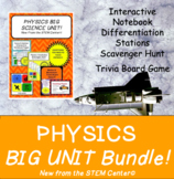 Physics Big Unit Bundle