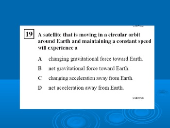 Physics - CST Practice Questions