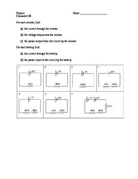 Physics Classwork 30