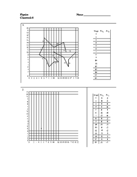 Physics Classwork 8