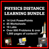 Physics | Distance Learning Bundle |