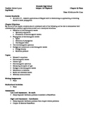Physics - Electromagnetic Waves Block Schedule Lesson Plan