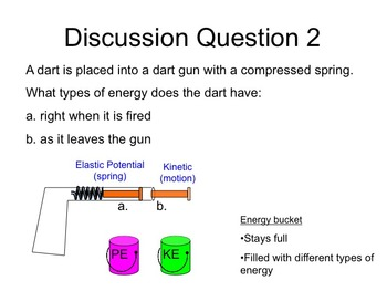Physics -- Energy Conservation I (complete lesson)