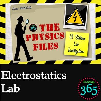 Electrostatic Unit Worksheets Teaching Resources TpT