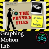 Physics Files: Graphing Motion Lab
