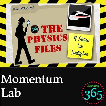 Physics Files: Momentum Lab