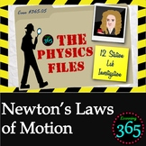 Physics Files: Newton's Laws of Motion Lab