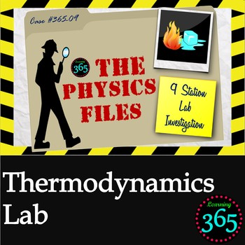 Physics Files: Thermodynamics Lab