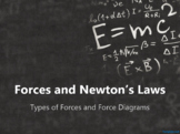 Physics Forces and Newton's Laws PowerPoint Bundle