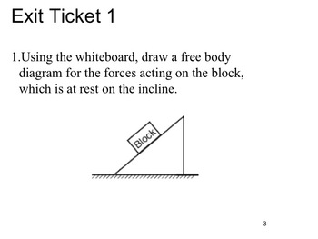 Physics - Free Body Diagram PRACTICE (Complete Lesson)