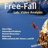 Physics: Free Fall Interactive Video Problems (Lab)