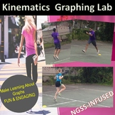 Physics: Graphing Kinematics Lab (Speed/Velocity)