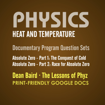 Physics: Heat and Temperature