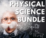 Physics Interactive Notebook Bundle - 7 INBs