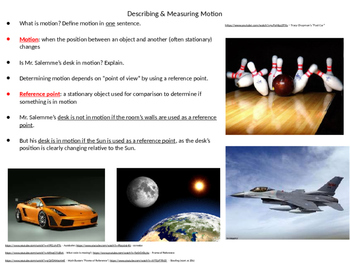 Physics Introduction