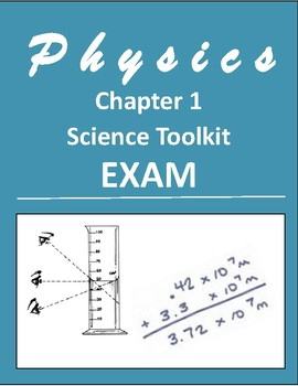 HS Physics Introduction - Exam 1 with answers