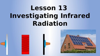 Physics - Investigating Infrared Radiation