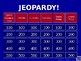 Physics Jeopardy Game