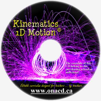 Physics - Kinematics 1D